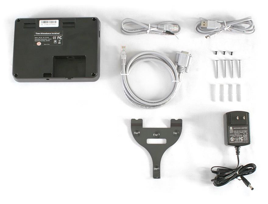 Checador Biométrico UX4 ZK | etecnomarket