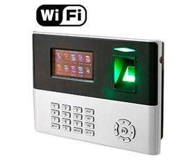 Reloj checador de huella X90WF para control asistencia | eTecnomarket