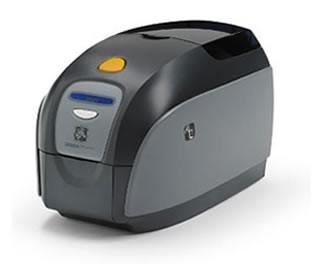 Impresora de credenciales ZXP Series 1 de Zebra