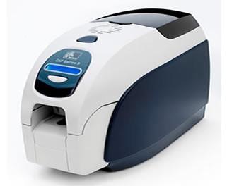 Impresora de credenciales ZXP Series 3 de Zebra para sistemas de credencialización