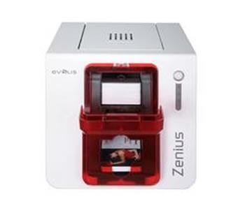 Impresora de credenciales Zenius Evolis | etecnomarket